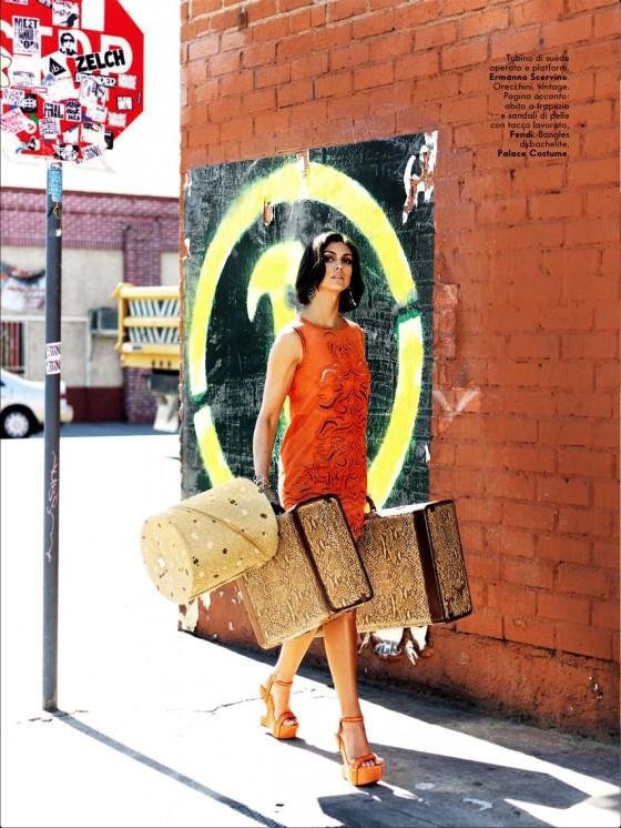 Morena Baccarin – Vanity Fair Magazine 2013 -01