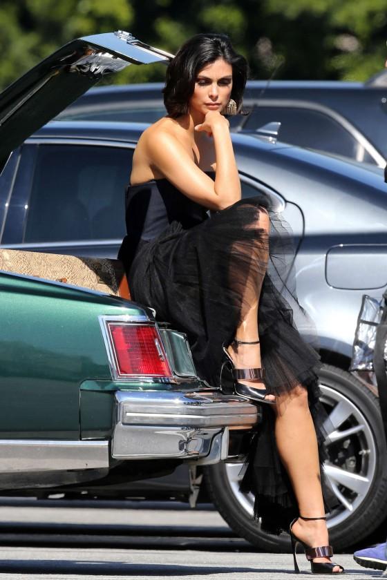 Morena Baccarin - Vanity Fair photoshoot -08