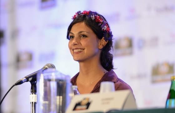 Morena Baccarin - Wizard World Chicago Comic Con 2013 -02