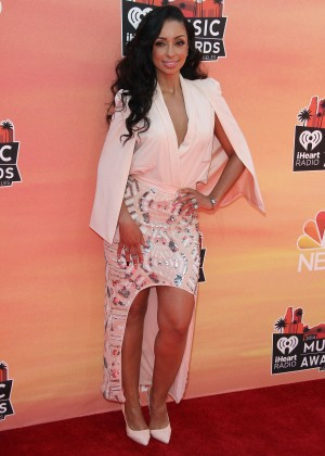 Mya Harrison: 2014 iHeartRadio Music Awards -03