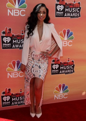 Mya Harrison: 2014 iHeartRadio Music Awards -04