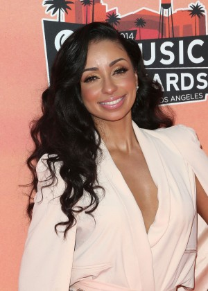 Mya Harrison: 2014 iHeartRadio Music Awards -05