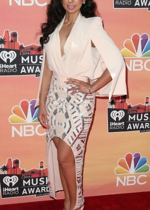 Mya Harrison: 2014 iHeartRadio Music Awards -06