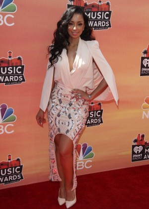 Mya Harrison: 2014 iHeartRadio Music Awards -09
