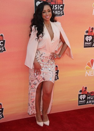 Mya Harrison: 2014 iHeartRadio Music Awards -10