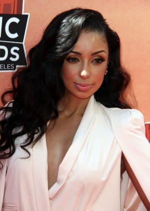 Mya Harrison: 2014 iHeartRadio Music Awards -11