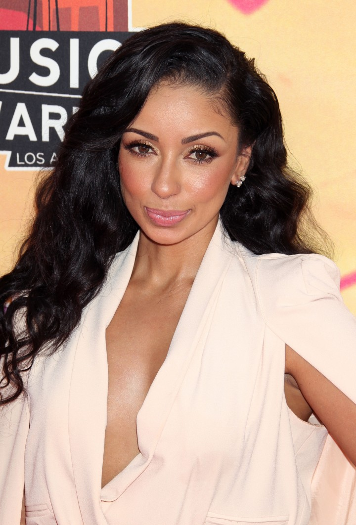 Mya Harrison: 2014 iHeartRadio Music Awards -12