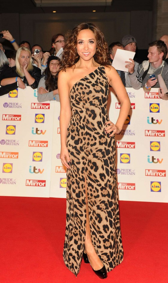 Myleene Klass: Pride of Britain Awards 2013 -01