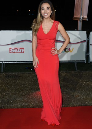 Myleene Klass - A Night Of Heroes: The Sun Military Awards in London