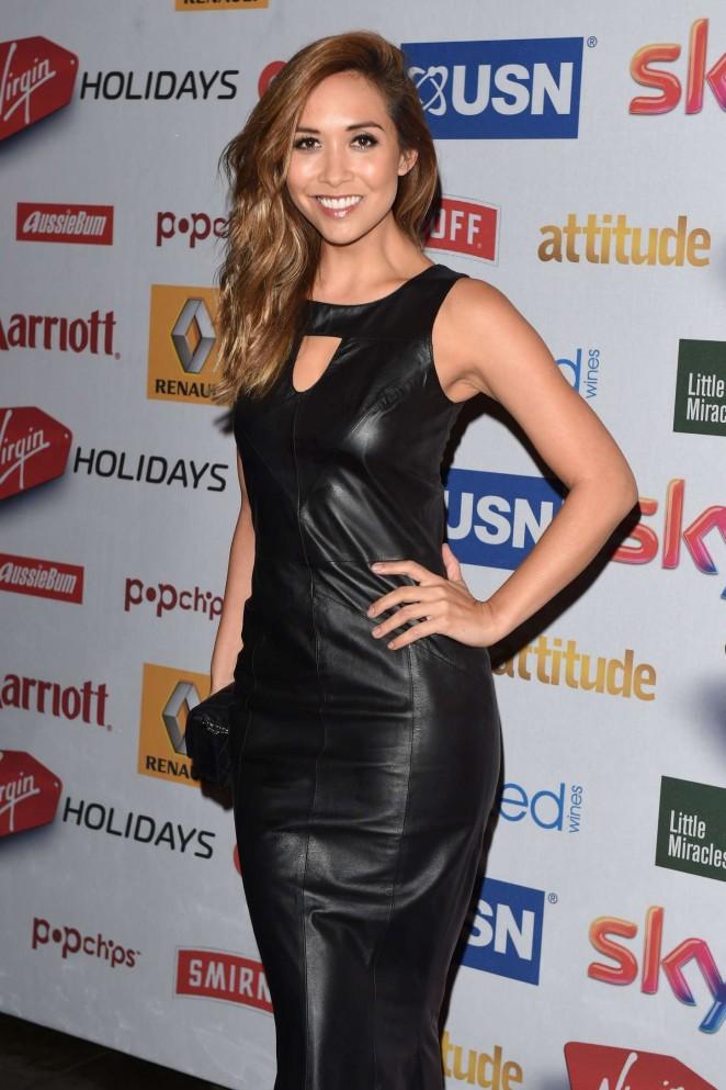 Myleene Klass - 2014 Attitude Awards in London