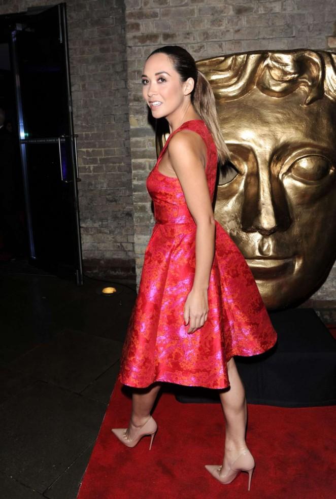 Myleene Klass: BAFTA Childrens Awards 2014 -01