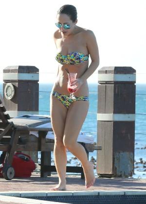 Myleene Klass Bikini Photos 2014 -15