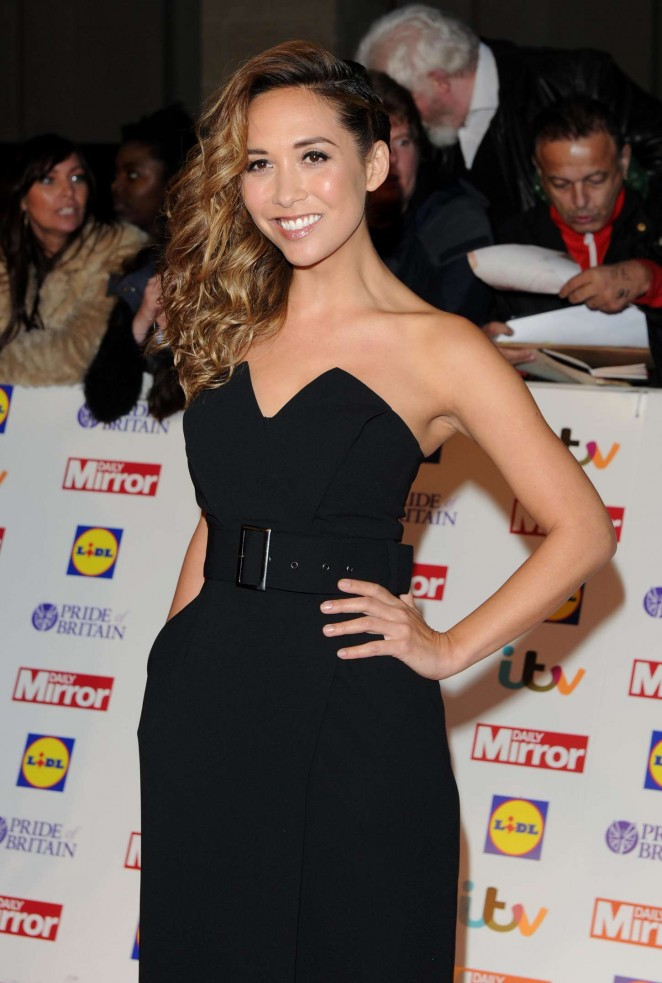 Myleene Klass - 2014 Pride of Britain Awards in London