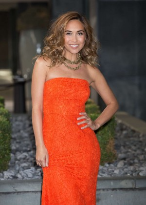 Myleene Klass - Unveils Her Latest Collection for Littlewoods in London