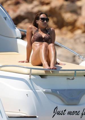 Myleene Klassy Hot Bikini: Ibiza 2014 -06