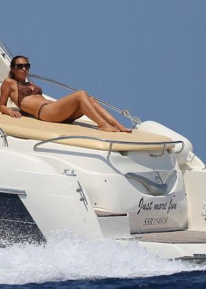 Myleene Klassy Hot Bikini: Ibiza 2014 -07