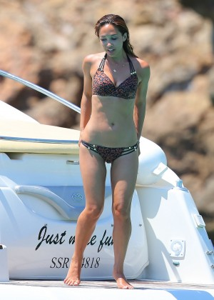 Myleene Klassy Hot Bikini: Ibiza 2014 -09
