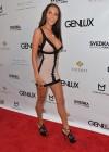 Nabilla Benattia Photos: 2013 Genlux Magazine Party -06