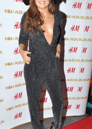 Nadia Forde - H&M Launch in Dublin