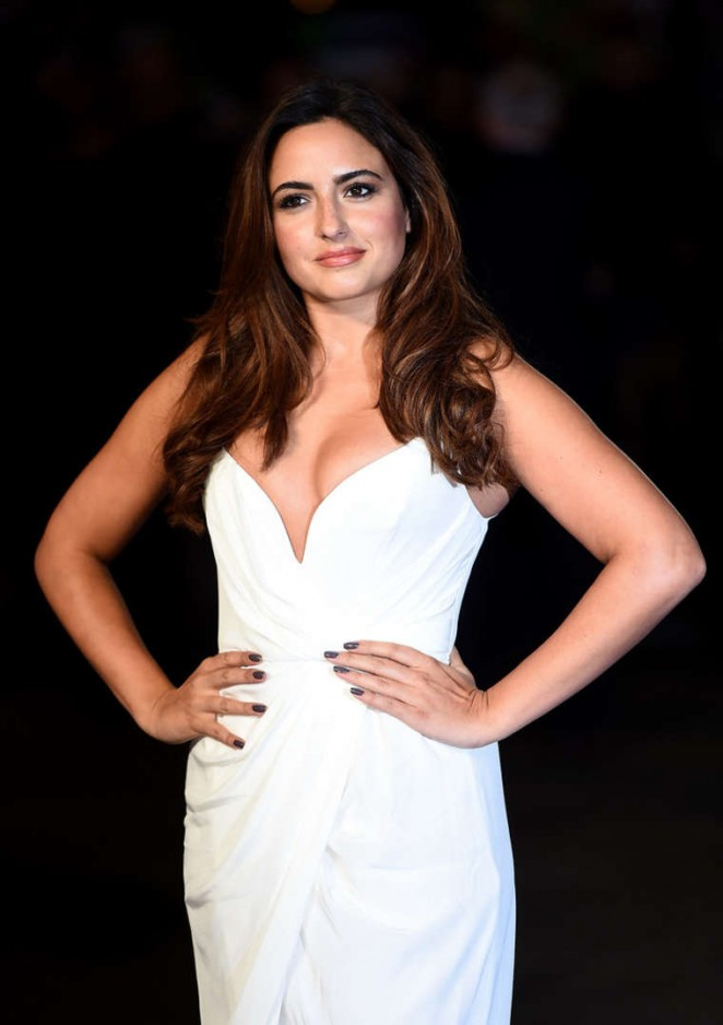 Nadia Forde - 'Night At The Museum: Secret Of The Tomb' premiere in London