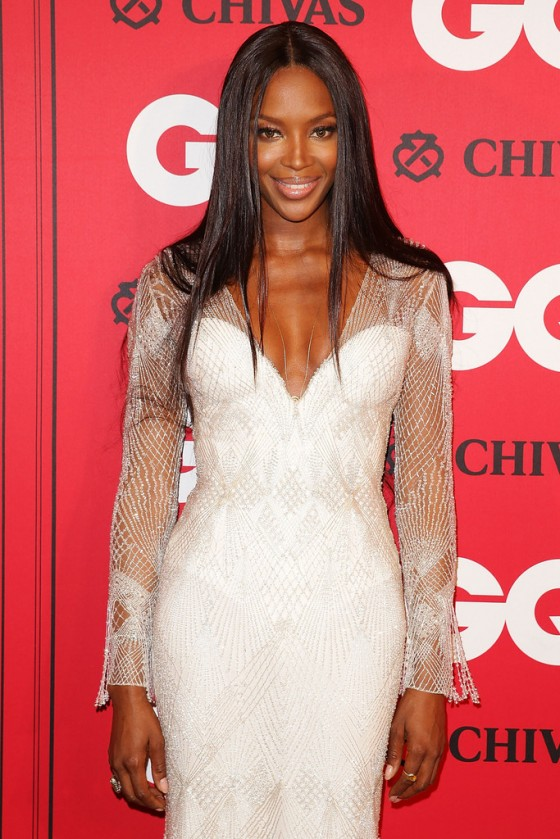 Naomi Campbell – 2013 GQ Men of the Year Awards in Sydney