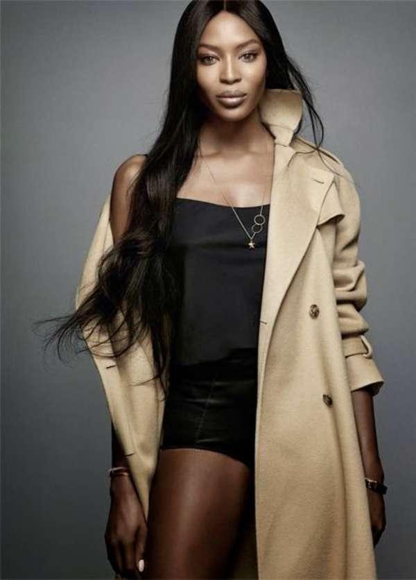 Naomi Campbell - The Edit Magazine (November 2014)