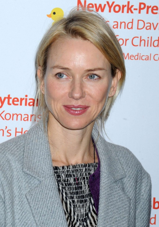 Naomi Watts - 25th Light Up A Life Halloween Carnival in NYC