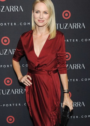 Naomi Watts - Altuzarra for Target Launch Event in NY