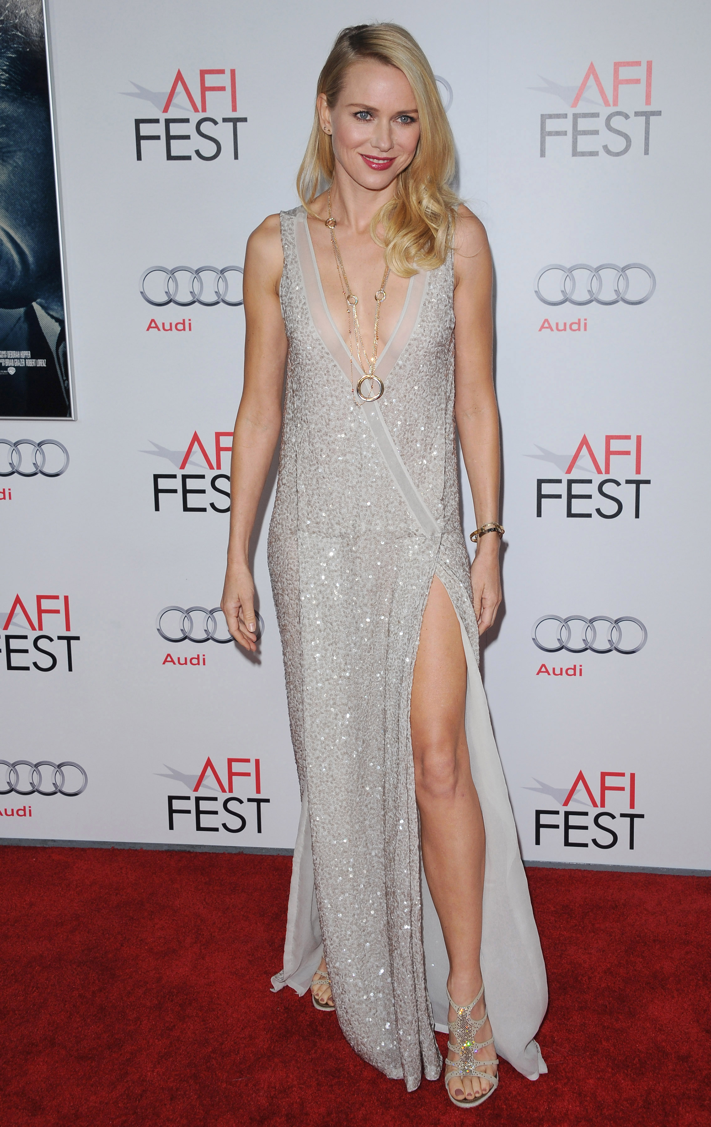 Naomi Watts – Hot in Long Dress at J Edgar Premiere-01 – GotCeleb