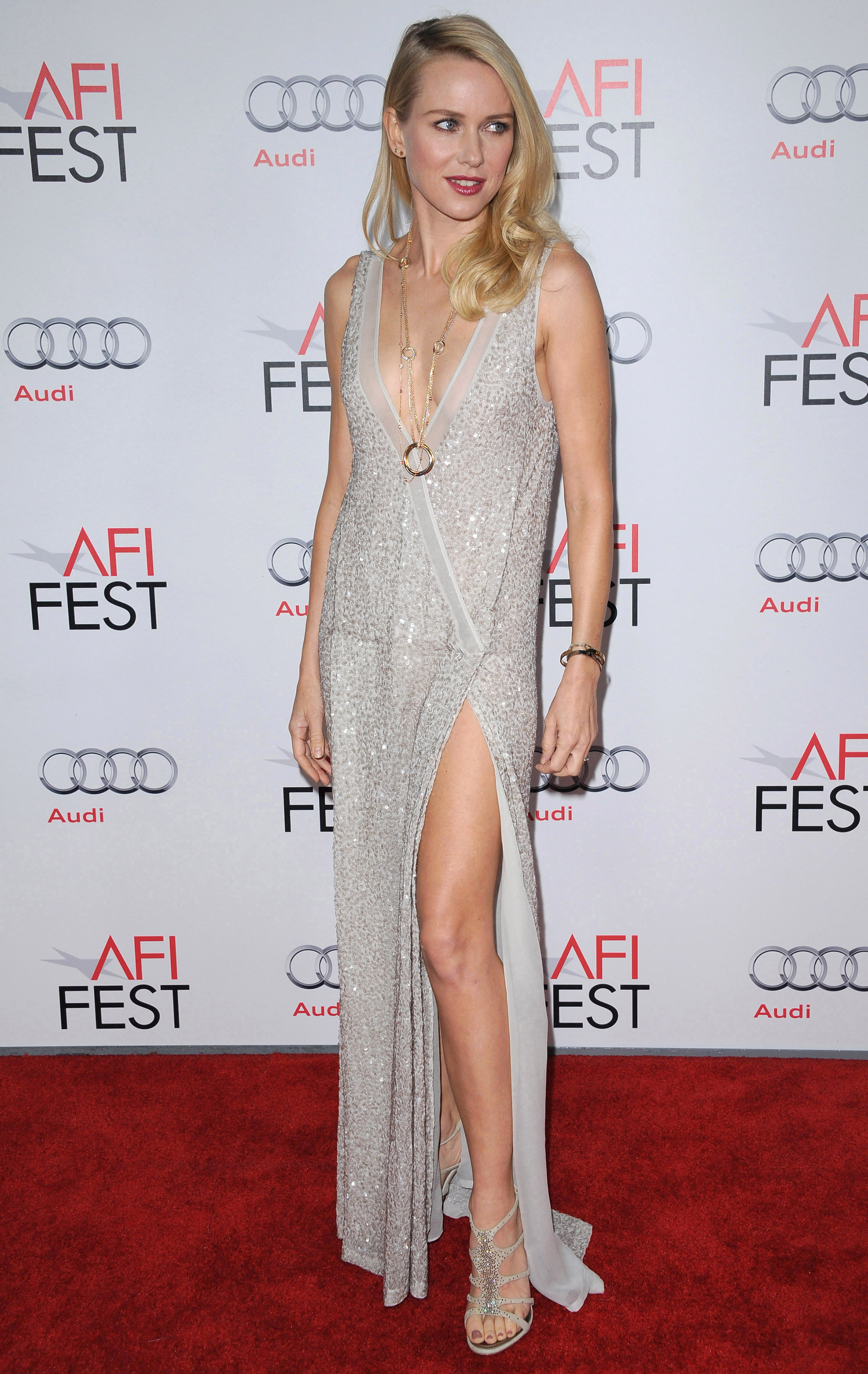 Naomi Watts – Hot in Long Dress at J Edgar Premiere-08 – GotCeleb