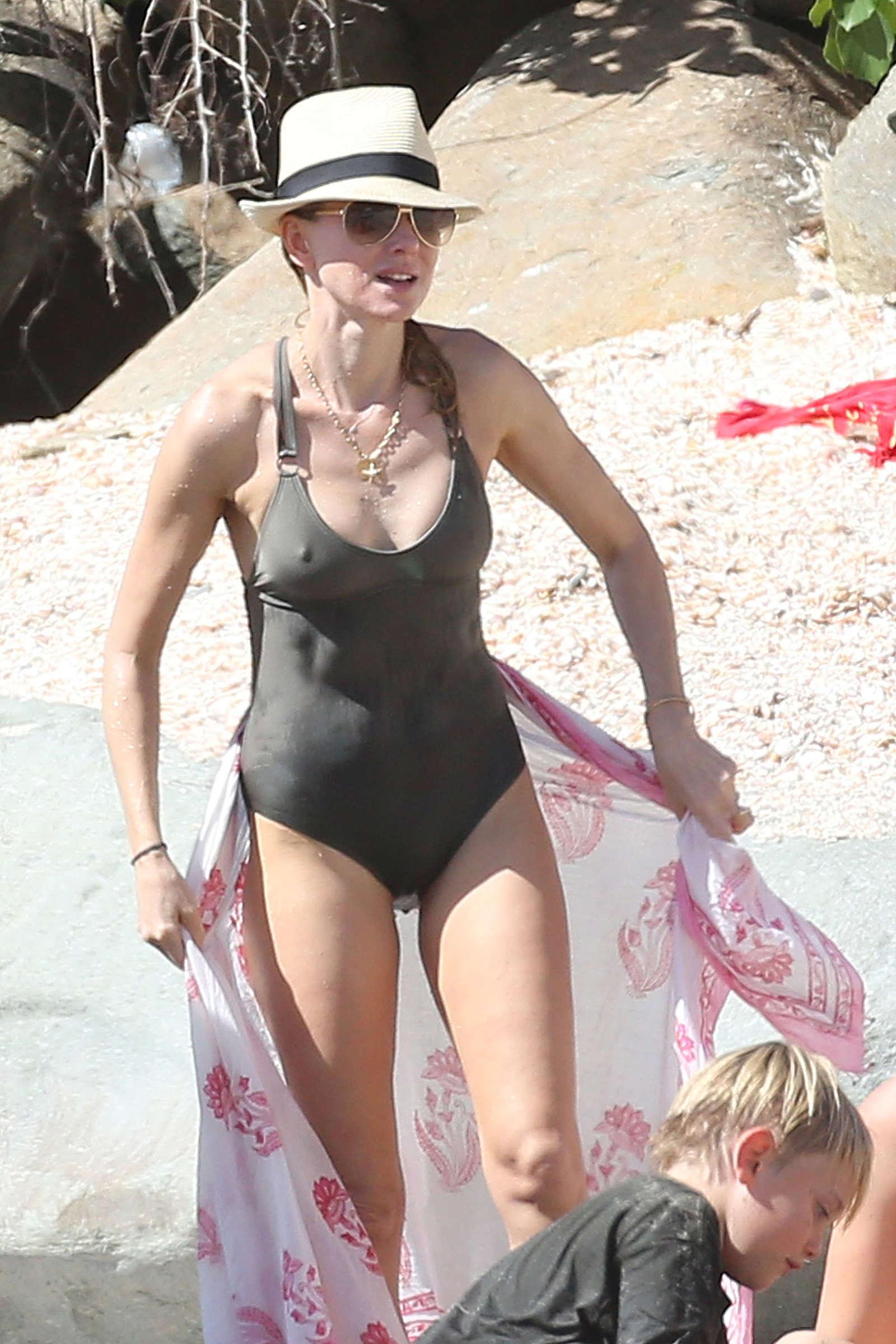 Naomi Watts - Bikini in St Barts-19   GotCeleb