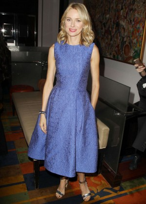 Naomi Watts - 'Birdman Or The Unexpected Virtue Of Ignorance' Special Luncheon in NYC