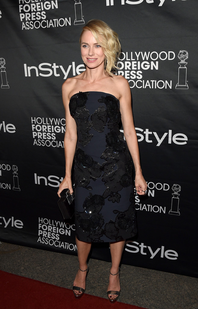 Naomi Watts - HFPA & InStyle's 2014 TIFF in Toronto