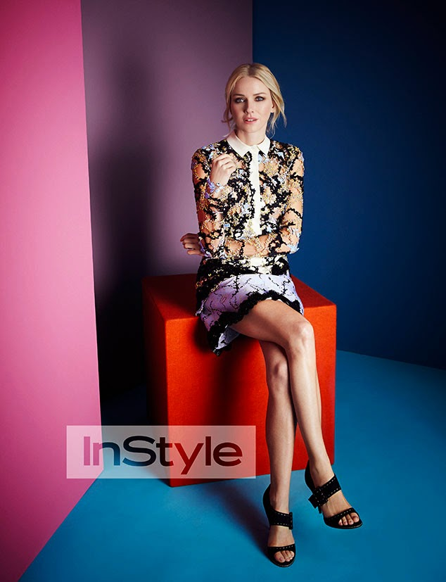 Naomi Watts - InStyle UK Magazine (February 2015)