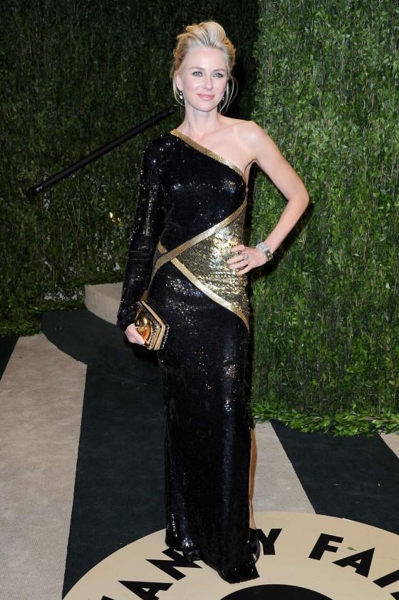 Naomi Watts - Oscar 2013 - Vanity Fair Party -04