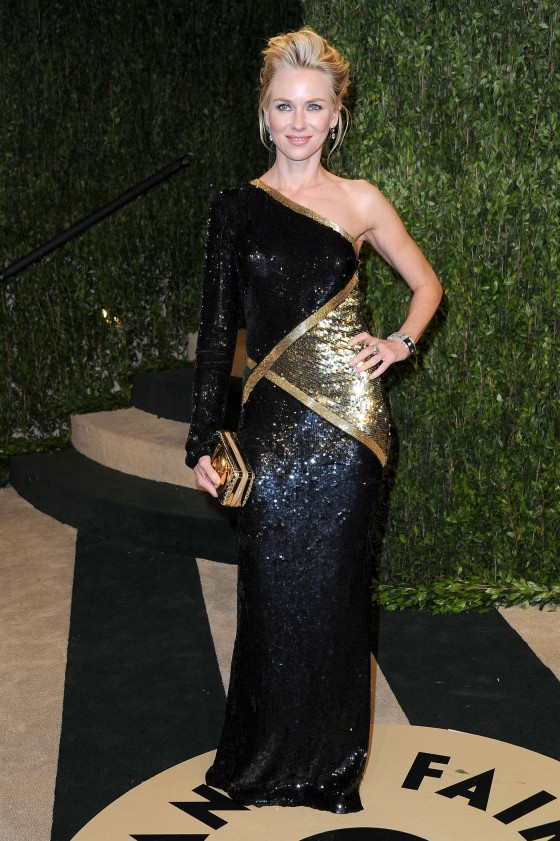 Naomi Watts - Oscar 2013 - Vanity Fair Party -06