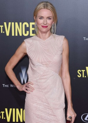 "Naomi Watts - ""St. Vincent"" Premiere in NY at the Ziegfeld Theater"