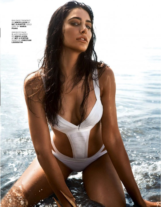 Nargis Fakhri – GQ India – 2013 -03