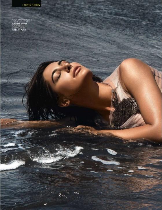 Nargis Fakhri – GQ India – 2013 -13