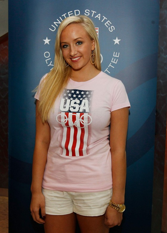 Alicia Sacramone 2011 : nastia-liukin-alicia-sacramone-team-usa-photocall-in-new-york-04