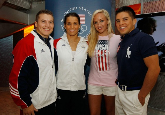 Alicia Sacramone 2011 : nastia-liukin-alicia-sacramone-team-usa-photocall-in-new-york-09