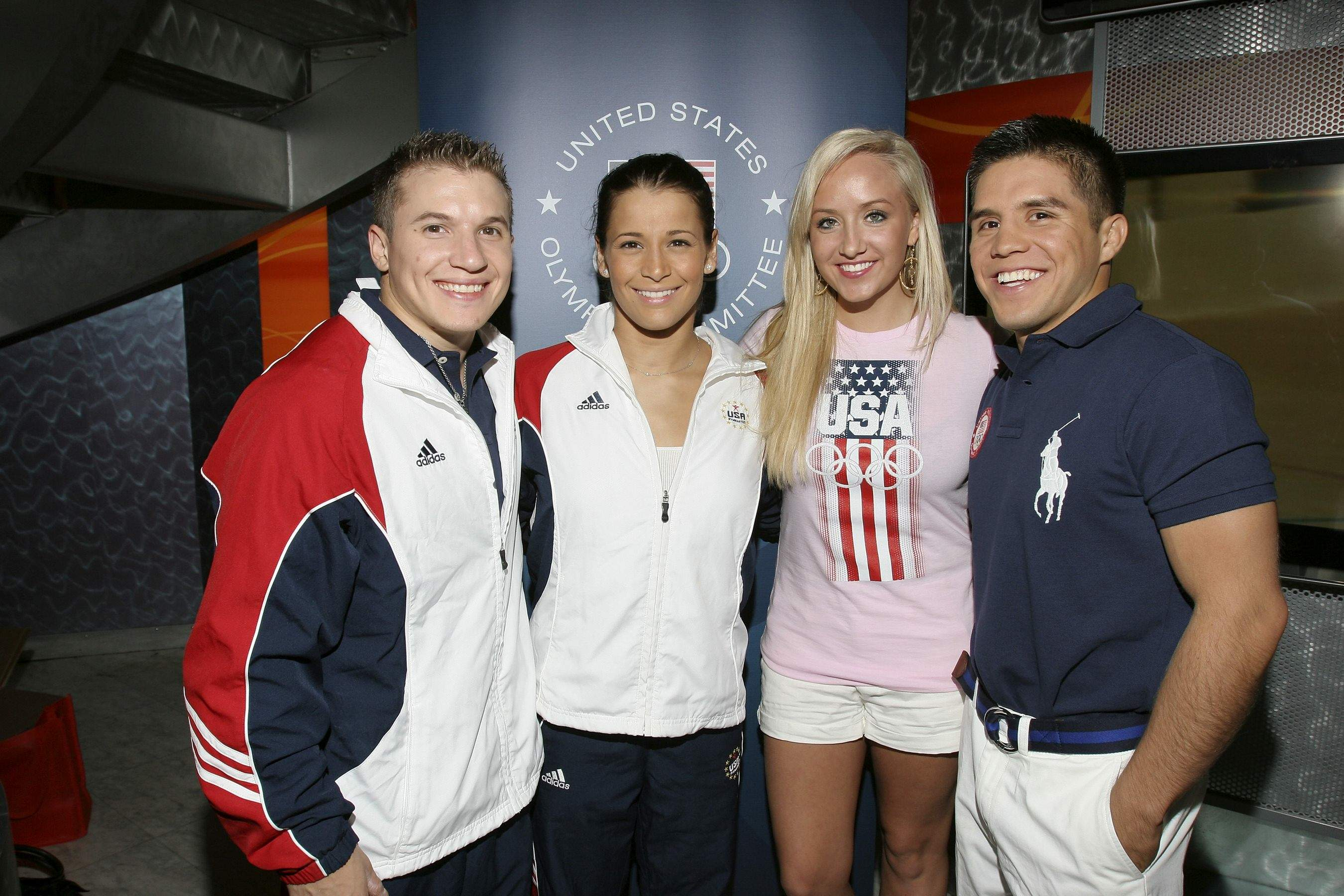 Alicia Sacramone 2011 : nastia-liukin-alicia-sacramone-team-usa-photocall-in-new-york-10