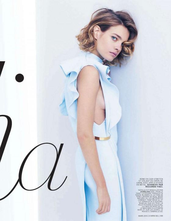 Natalia Vodianova – LOfficiel Magazine – March 2013 -05