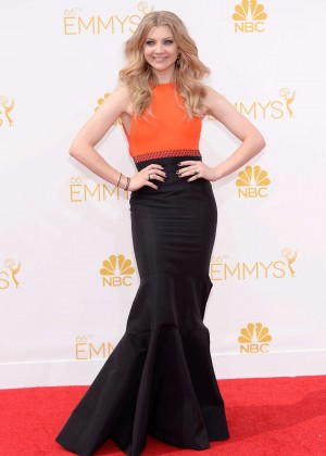 Natalie Dormer - 66th annual Primetime Emmy Awards in LA