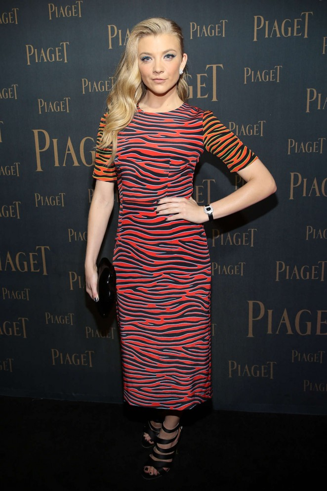 Natalie Dormer: Extremely Piaget Launch Event -02