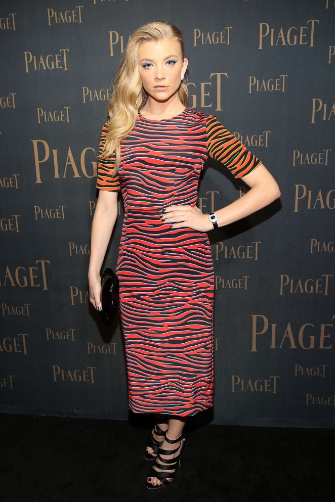 Natalie Dormer: Extremely Piaget Launch Event -04