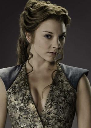 Natalie Dormer - Game of Thrones Season 4 Portraits