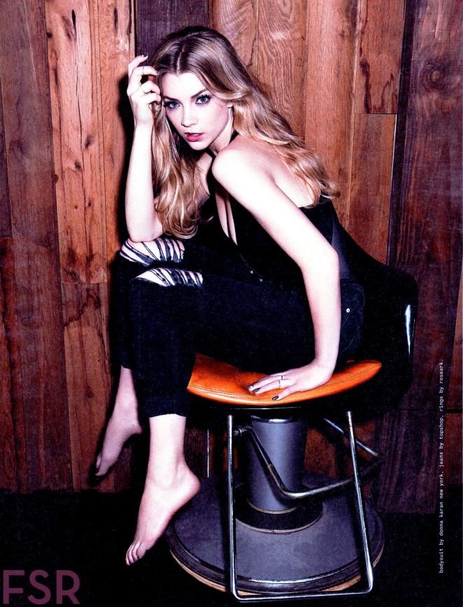 Natalie Dormer – NYLON Guys Magazine (January 2015)