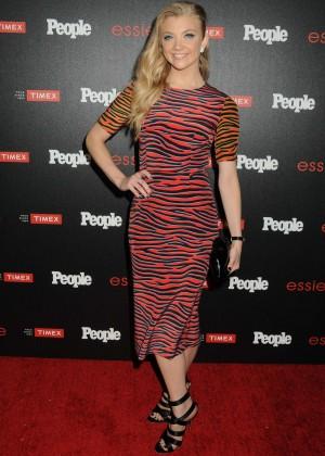 Natalie Dormer - PEOPLE Ones to Watch Party in LA