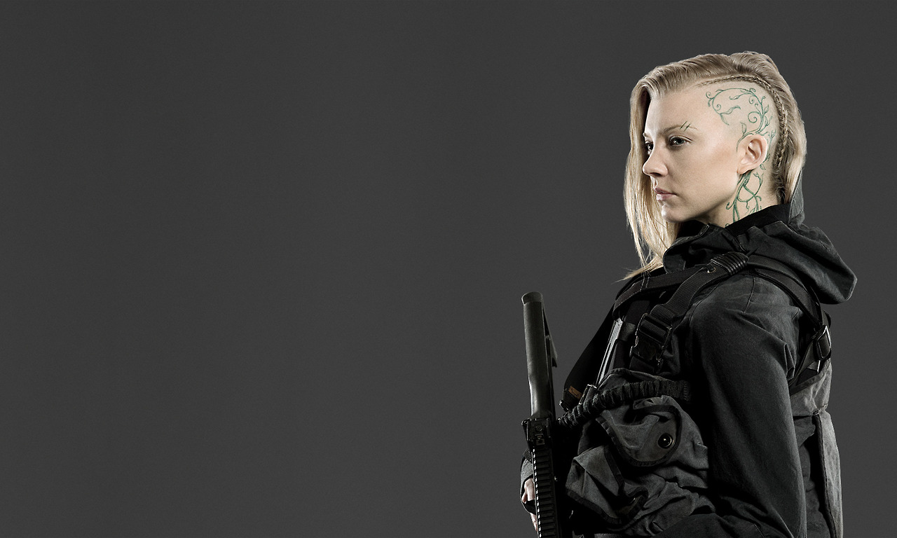 Natalie Dormer - The Hunger Games: Mockingjay Promo Pics ...